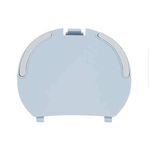 Battery compartment lid