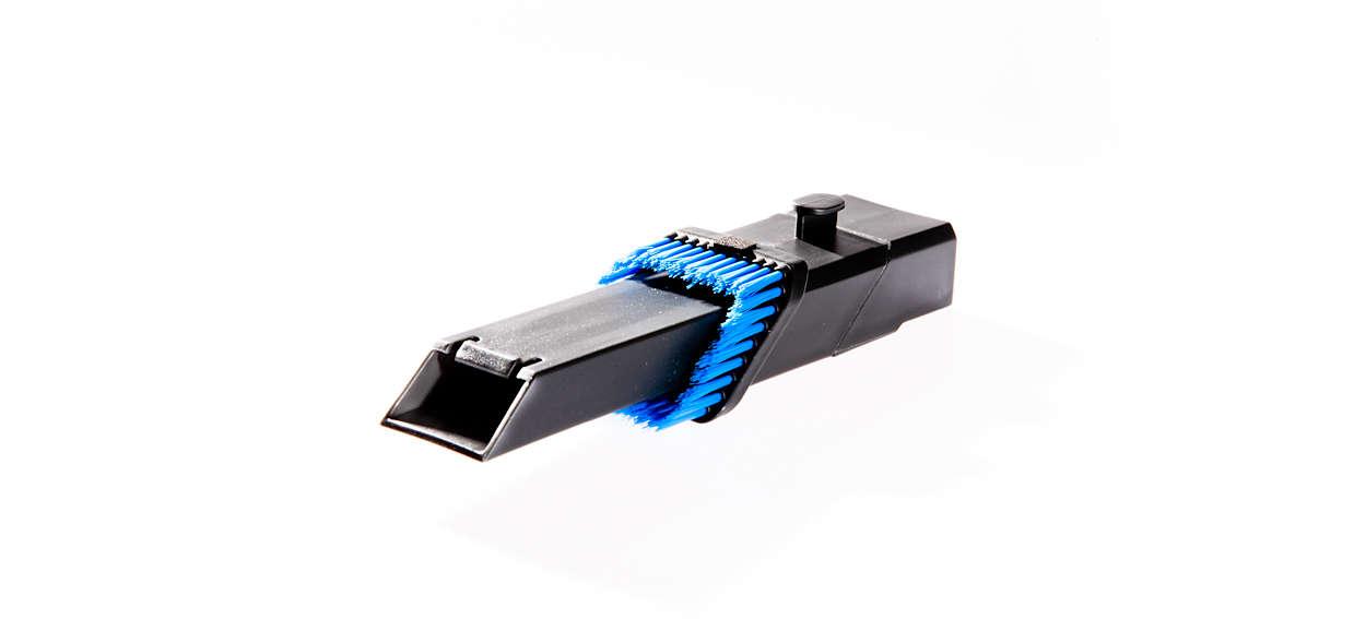 2-in-1: Fugendüse und Bürstenaufsatz für den PowerPro Duo