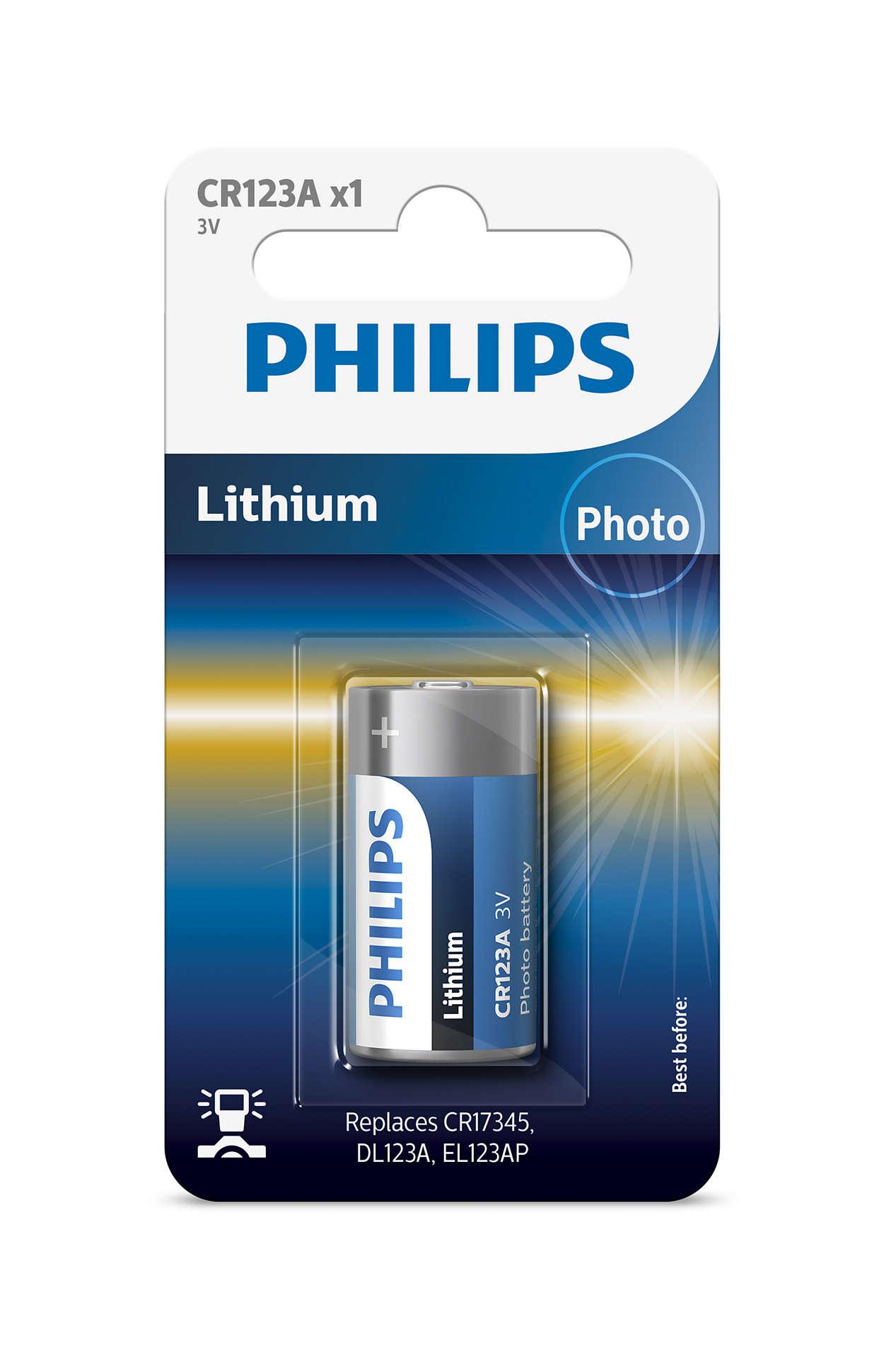Nejkvalitnější lithiová technologie pro váš fotoaparát