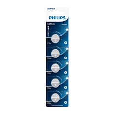 CR2016P5B/59 Minicells de botón de litio