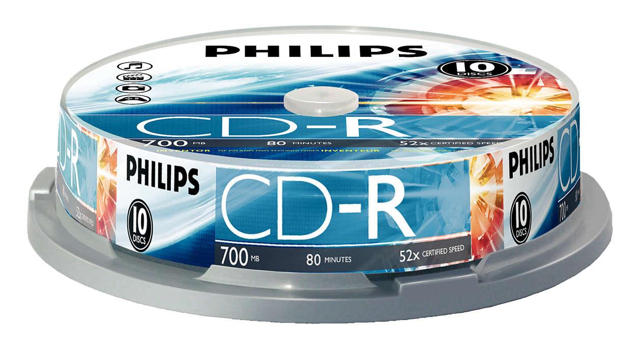 CD 與 DVD 科技的發明者!