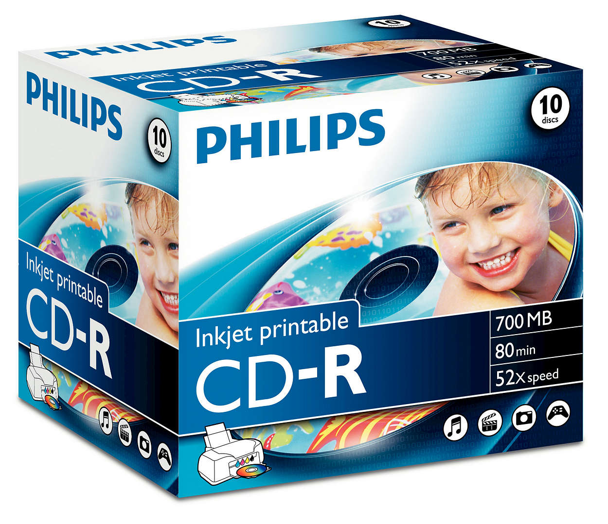 Inventeur des technologies CD et DVD