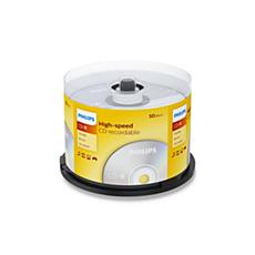 CR7D5NB50/00  CD-R