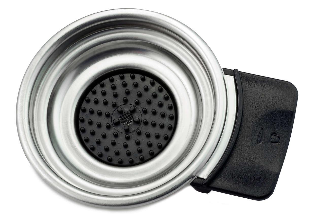 Rymmer en kaffekapsel i din SENSEO®-kaffebryggare