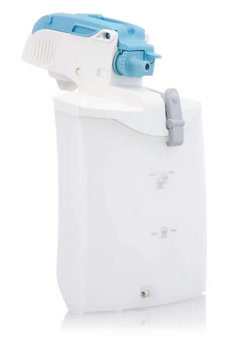 Bevat de melk in uw SENSEO® koffiezetapparaat