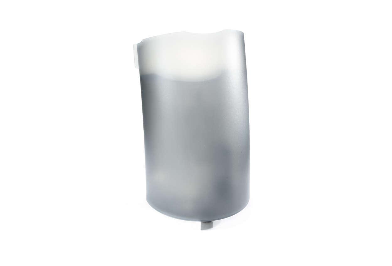 Waterreservoir voor de Latte Select en Cappuccino Select