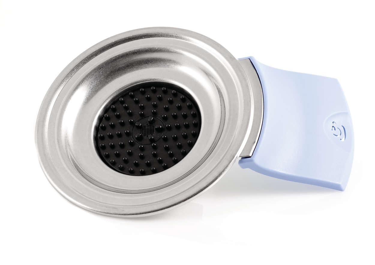 Plads til én kaffepude i din SENSEO®-kaffemaskine
