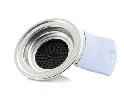 Supports two coffee pods in your SENSEO®