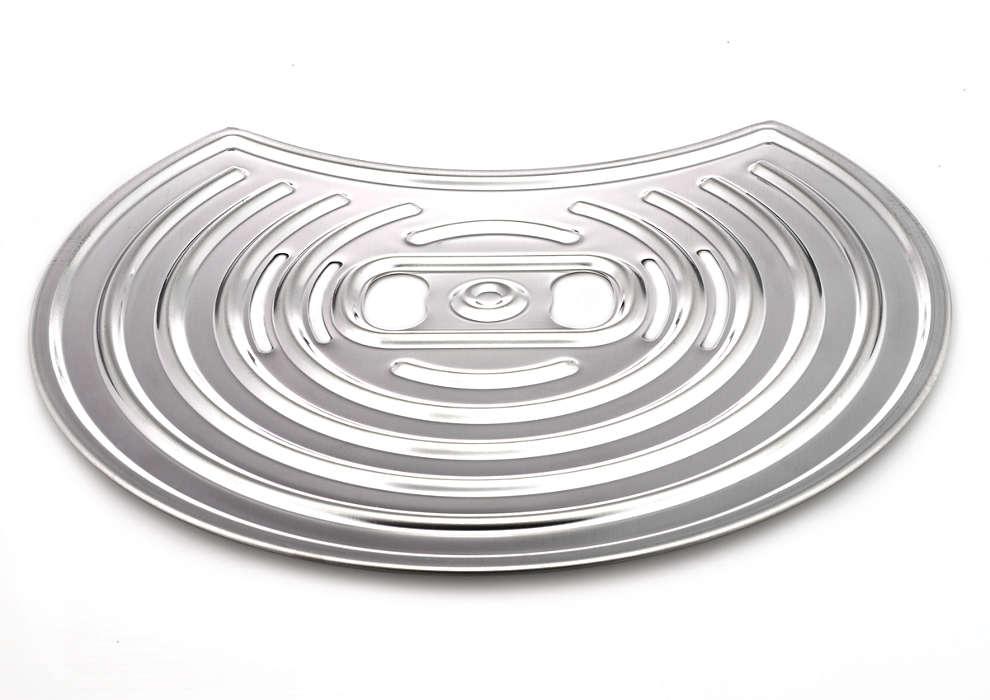 Die Platte, auf der Sie Ihre Tasse(n) abstellen können