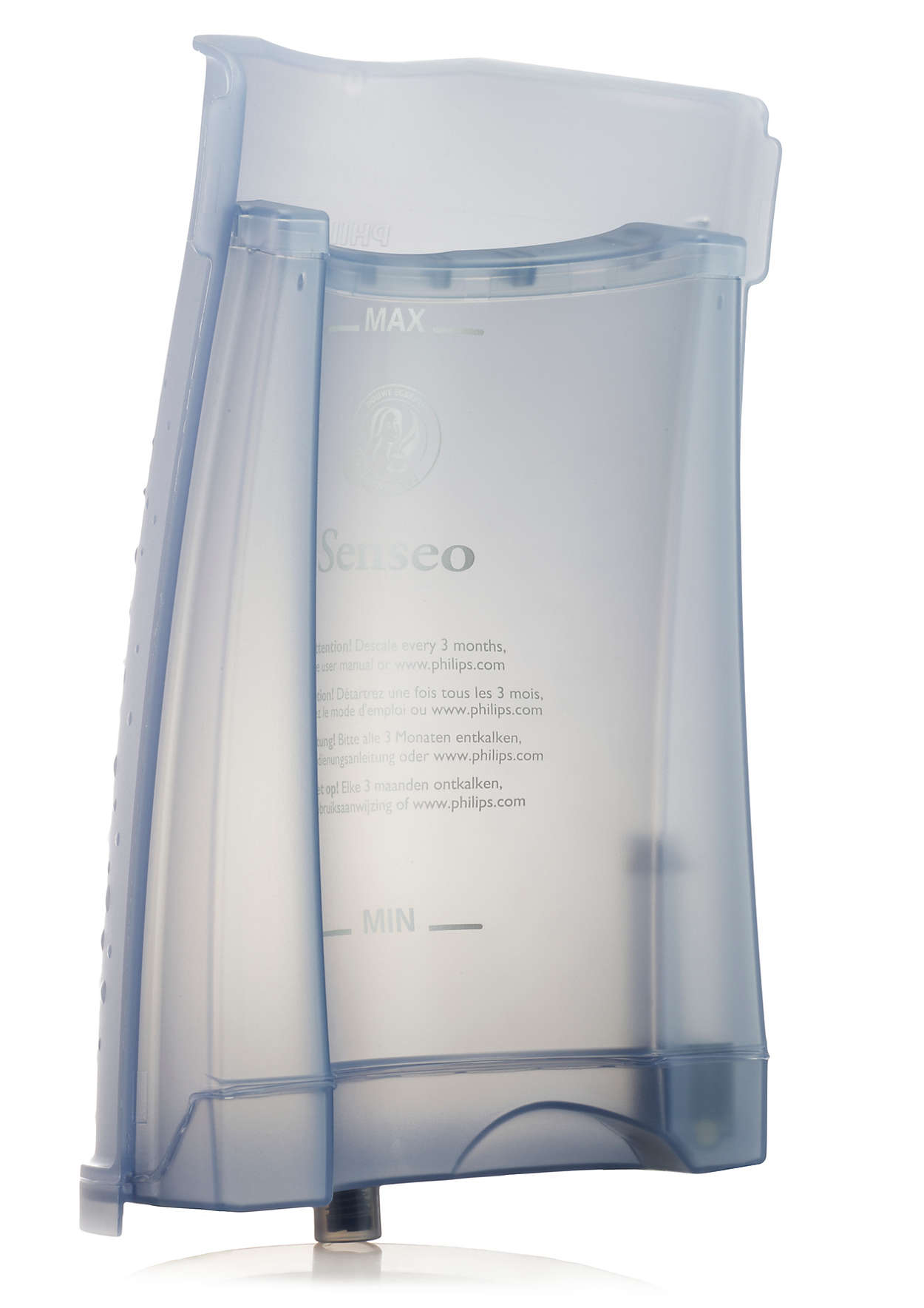 For water storage in your SENSEO® coffee machine
