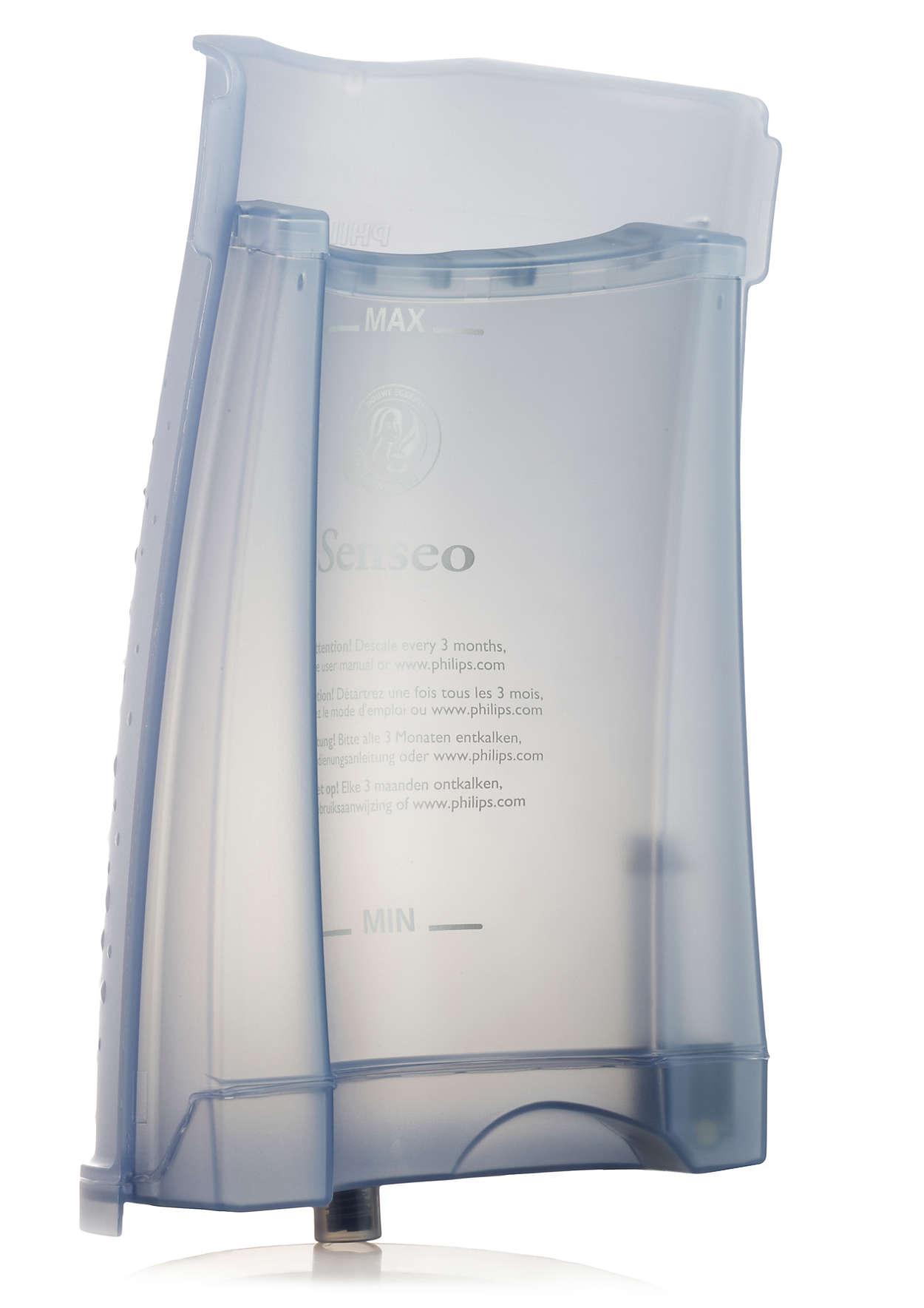 Per conservare l'acqua nella macchina per il caffè SENSEO®