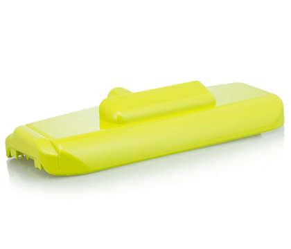 Zum ordentlichen Abdecken der Wischbürsten Ihres AquaTrio