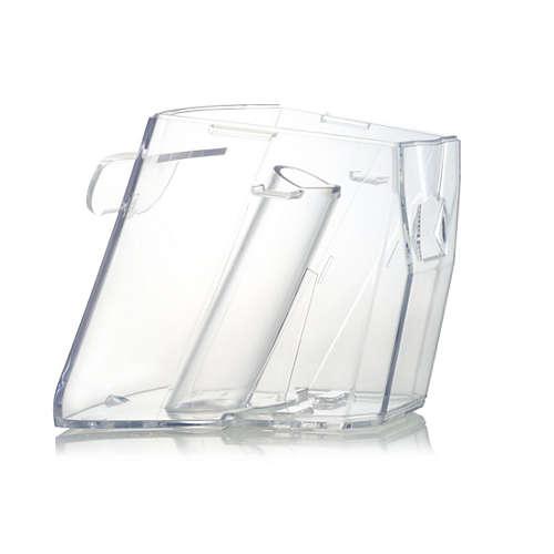 Réservoir d'eau sale