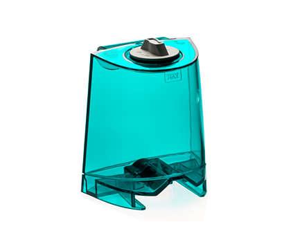 Zur Aufbewahrung von sauberem Wasser in Ihrem AquaTrio