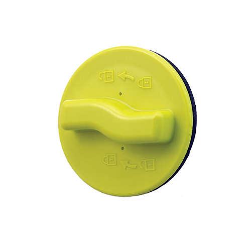Verschlusskappe für Frischwasserbehälter