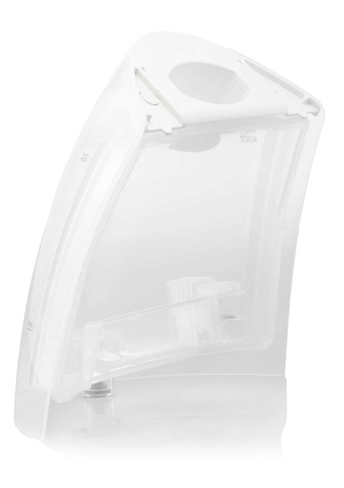 Extra groot waterreservoir voor uw PerfectCare-strijkijzer