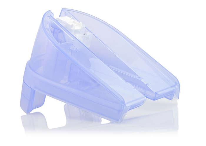 Увеличенный резервуар для воды для системы WardrobeCare