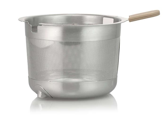Korb für Tee oder Teebeutel in Ihrem Teezubereiter