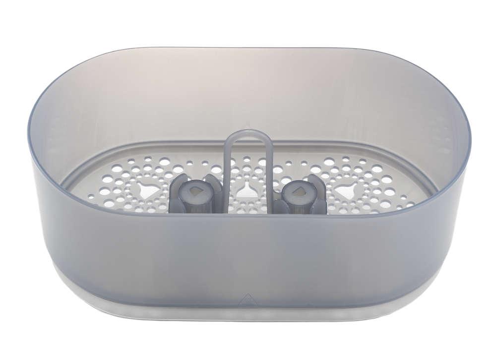 Basisdel til sterilisator