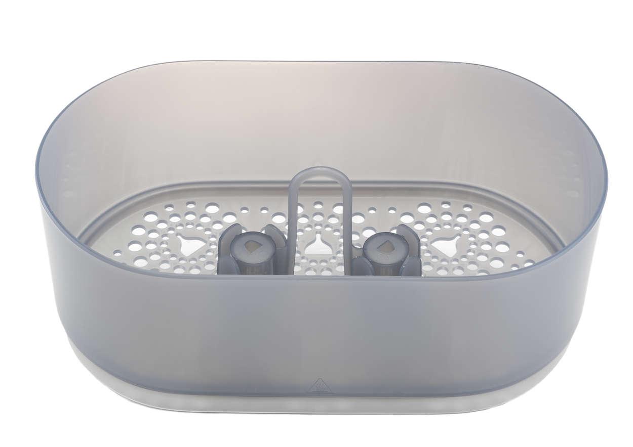 Wesentliche Komponente für Sterilisator