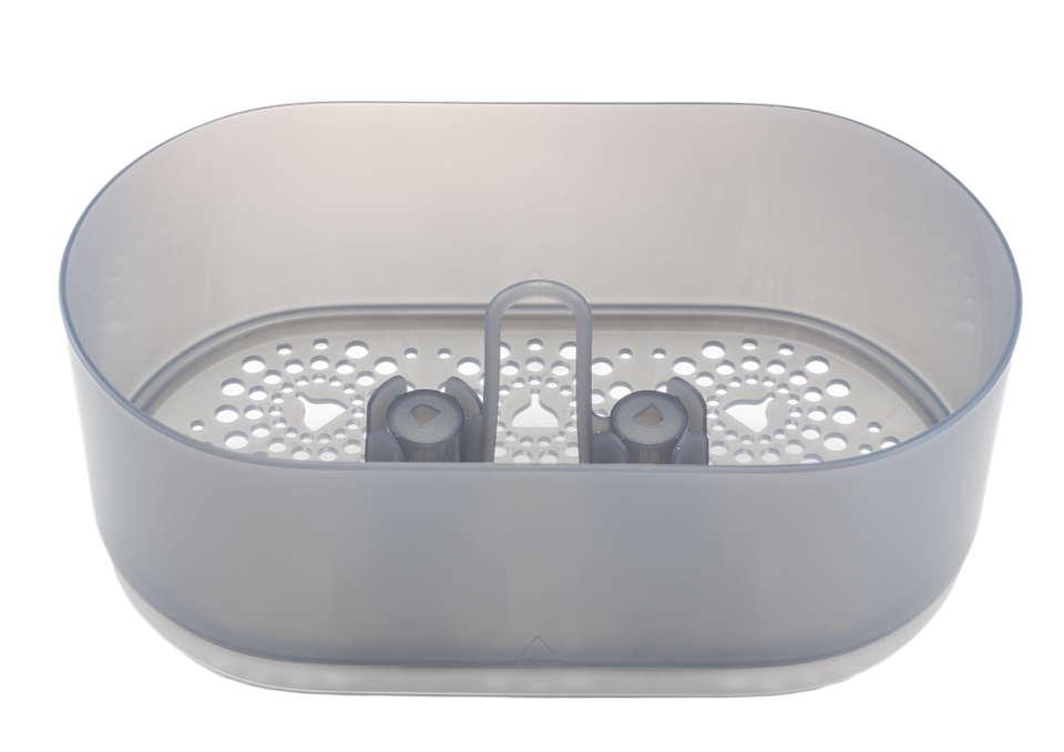 Основная деталь стерилизатора