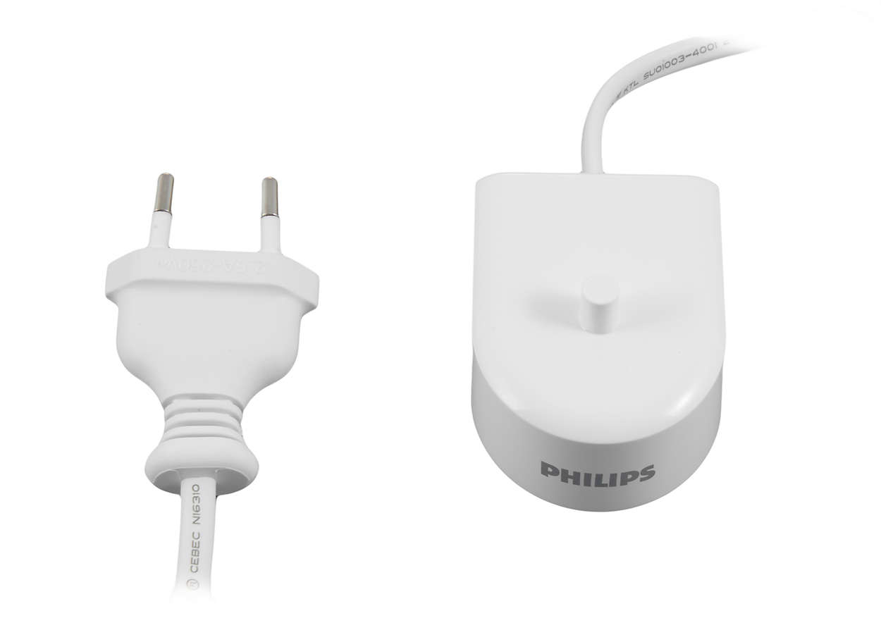 Для зарядки AirFloss