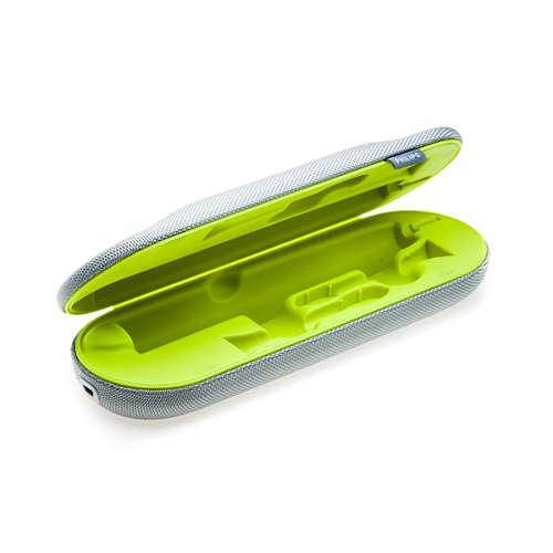 DiamondClean Laddningsfodral för resan