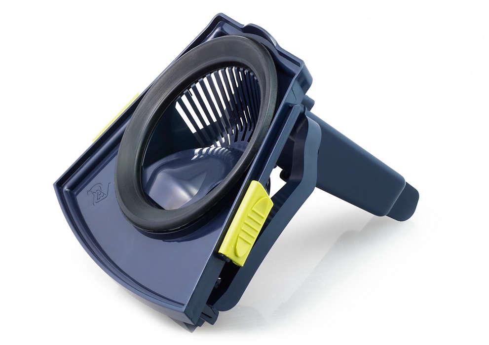 Pour obturer le réservoir d'eau sale de votre Aqua