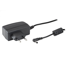 CRP261/01  Voedingsadapter voor draagbare DVD-speler