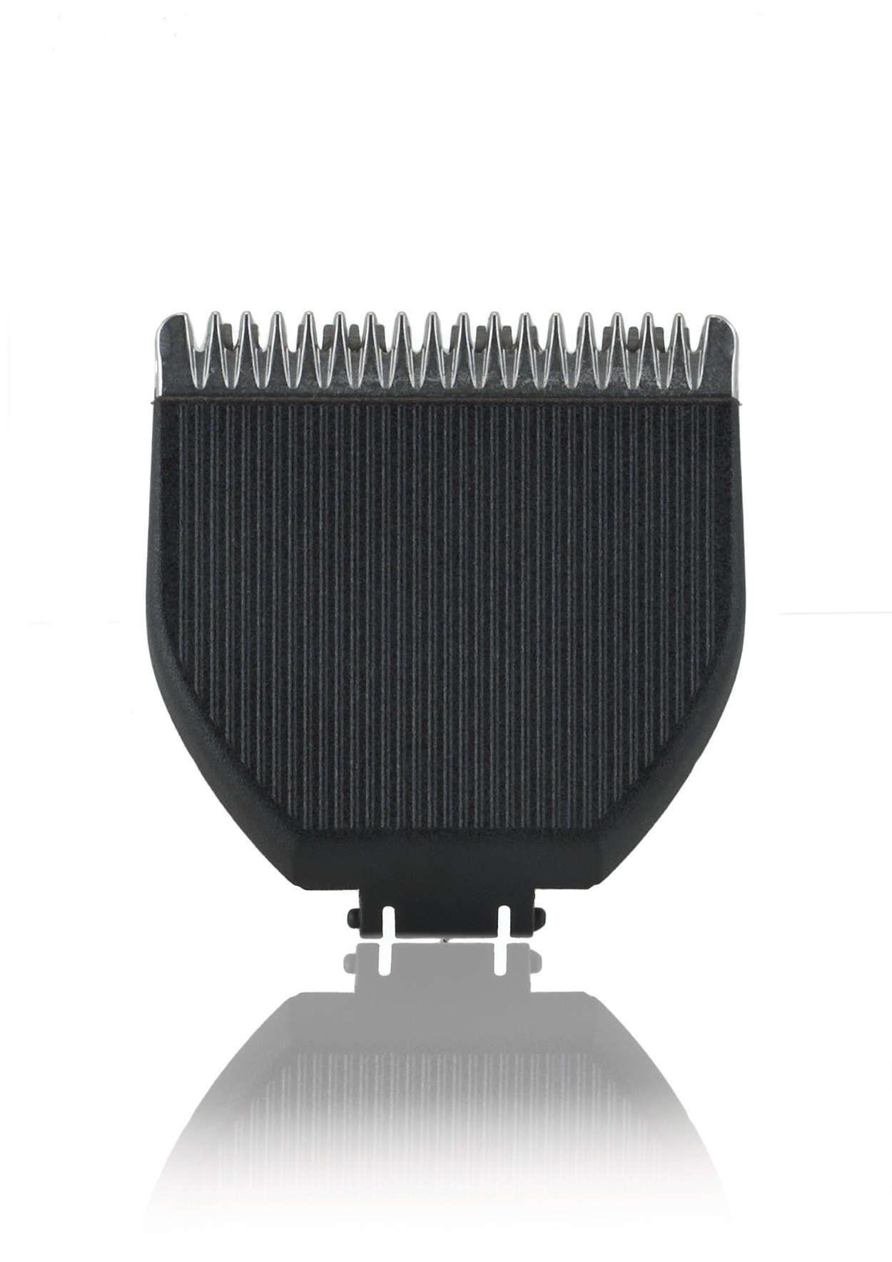 Uno strumento aggiuntivo per il tuo dispositivo di rasatura