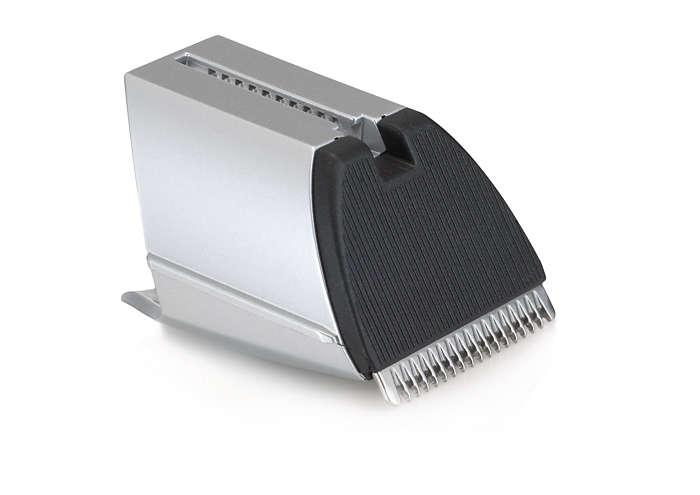 Per sostituire il rifinitore in uso