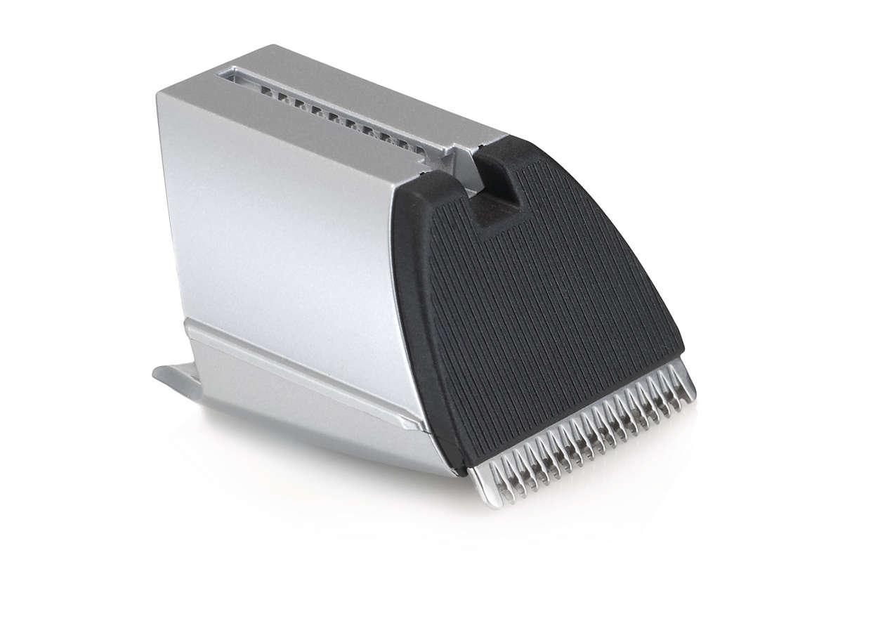 Ter vervanging van de huidige trimmer