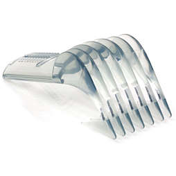 Hair trimmer comb
