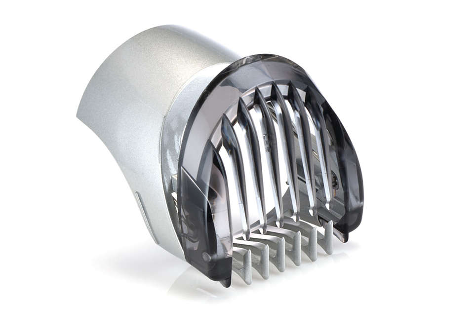 Teil Ihres Bartschneiders