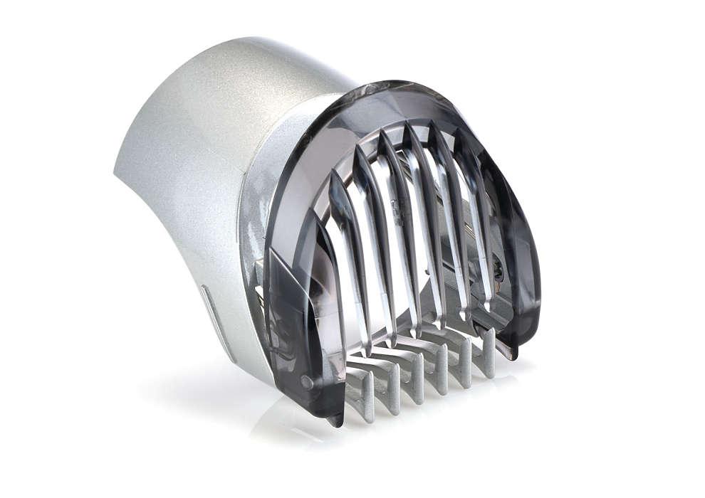Del av skäggtrimmern