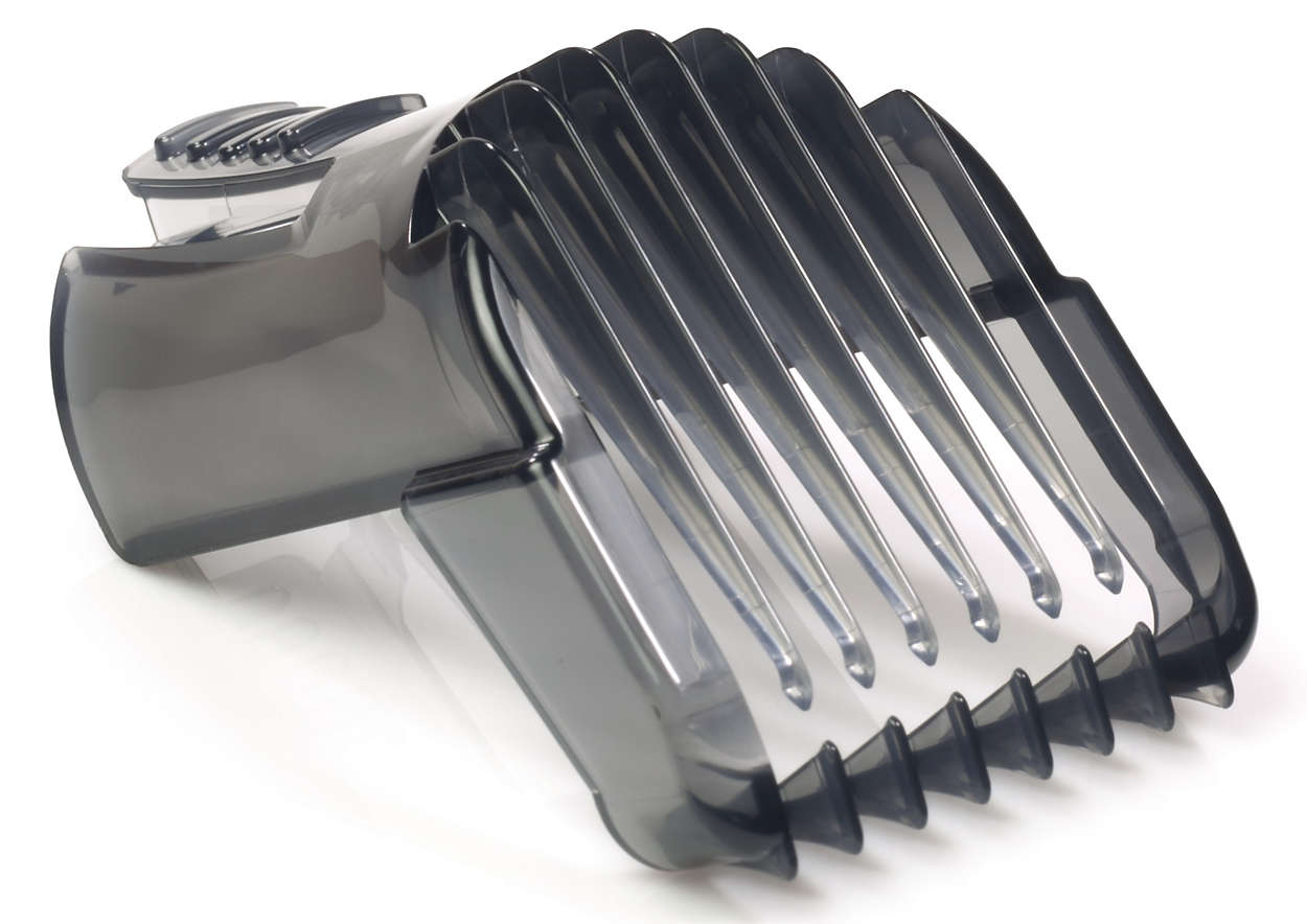 Per sostituire il pettine in uso