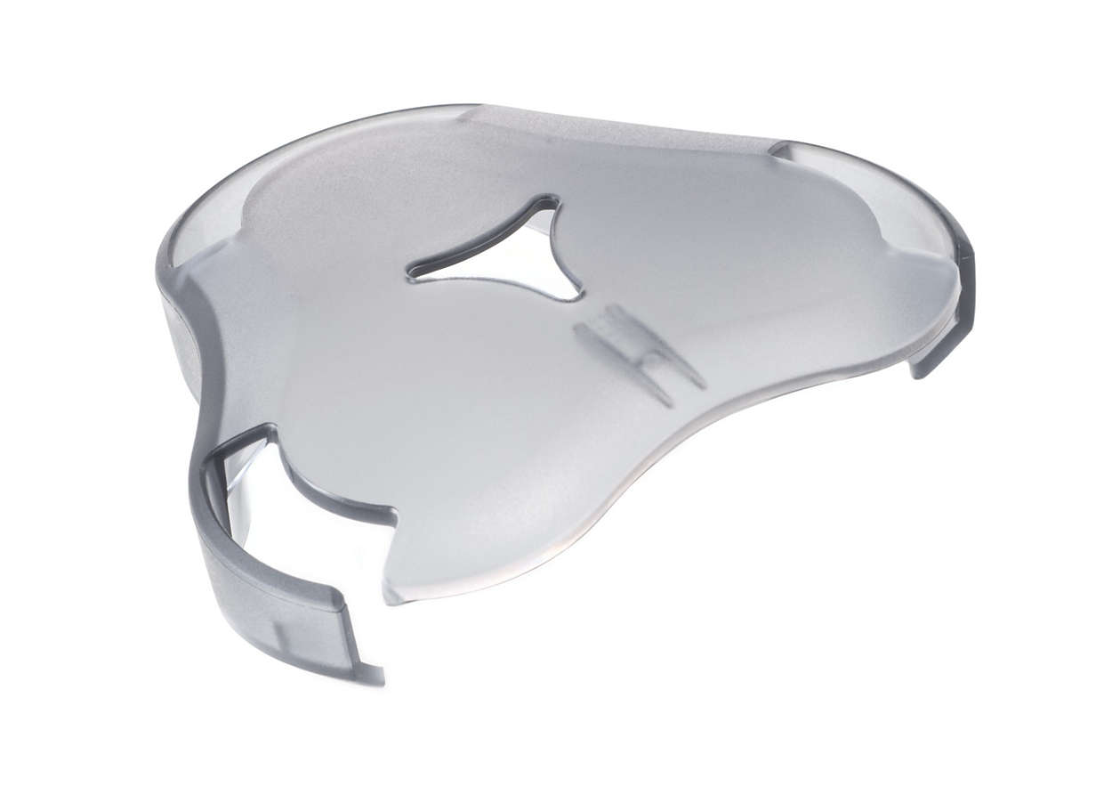 To cover the heads of your shaving device