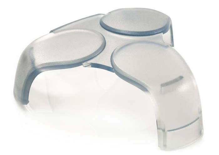 To replace your current protecting cap