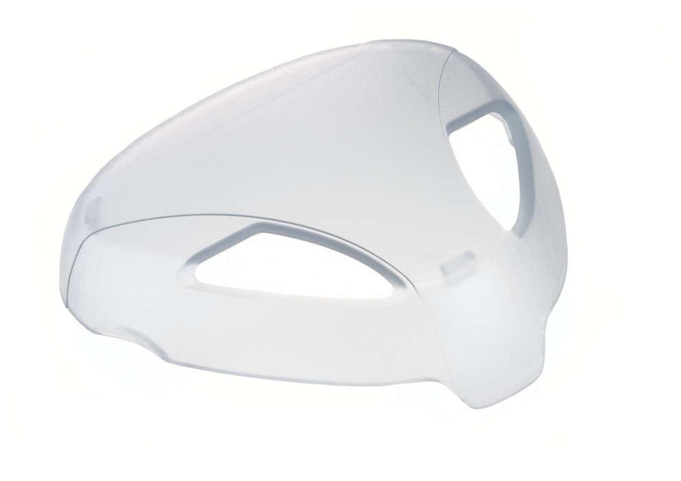 Para sustituir la tapa protectora actual