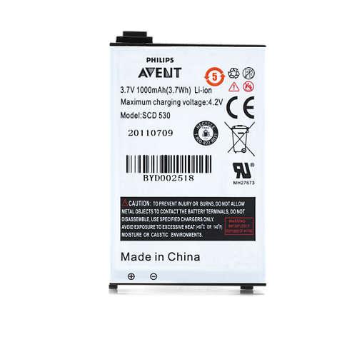 Genopladelig batteripakke