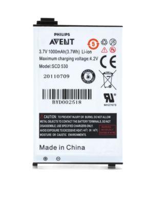 Buy Genopladelig batteripakke til forældreenhed til babyalarmCRP392/01 online   Philips Shop