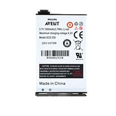 CRP392/01  Batterie rechargeable