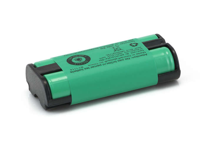 Batterij voor de babyfoon