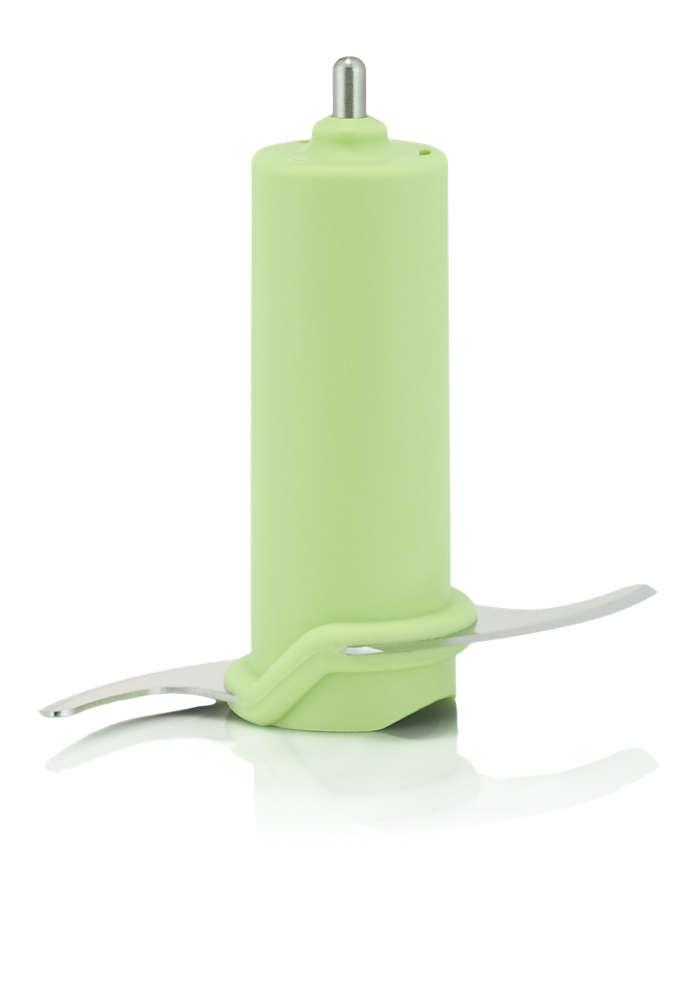 Skära ingredienser med ångkokaren/mixern