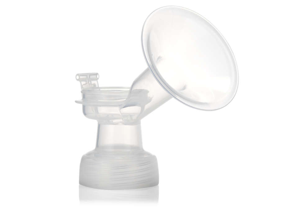 The core part of your breast pump