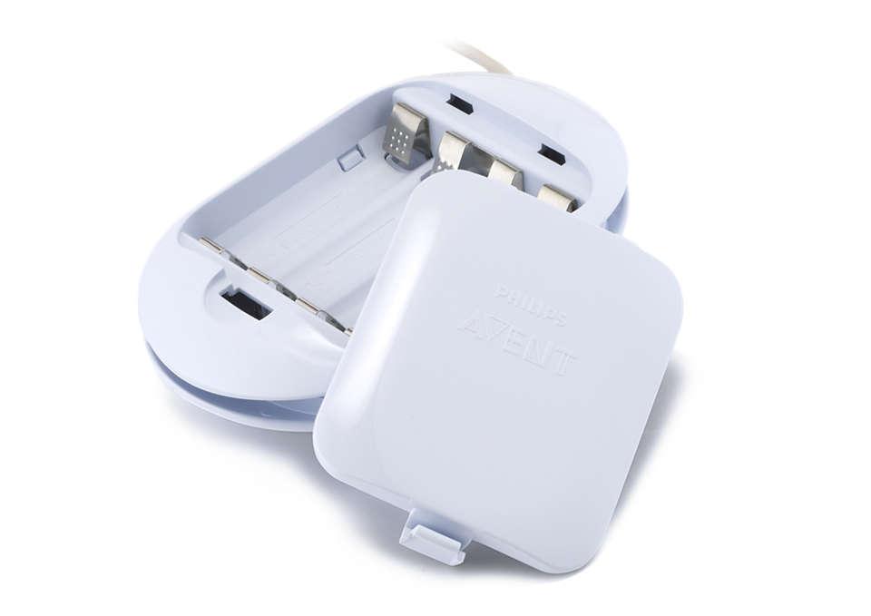 Aandrijving van elektronische borstkolf