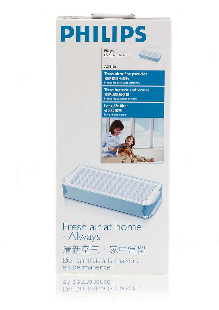 Filtro para purificador de aire