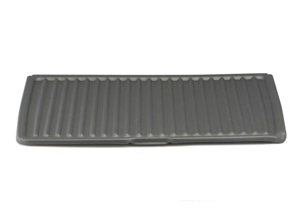 Placa para plancha de mesa