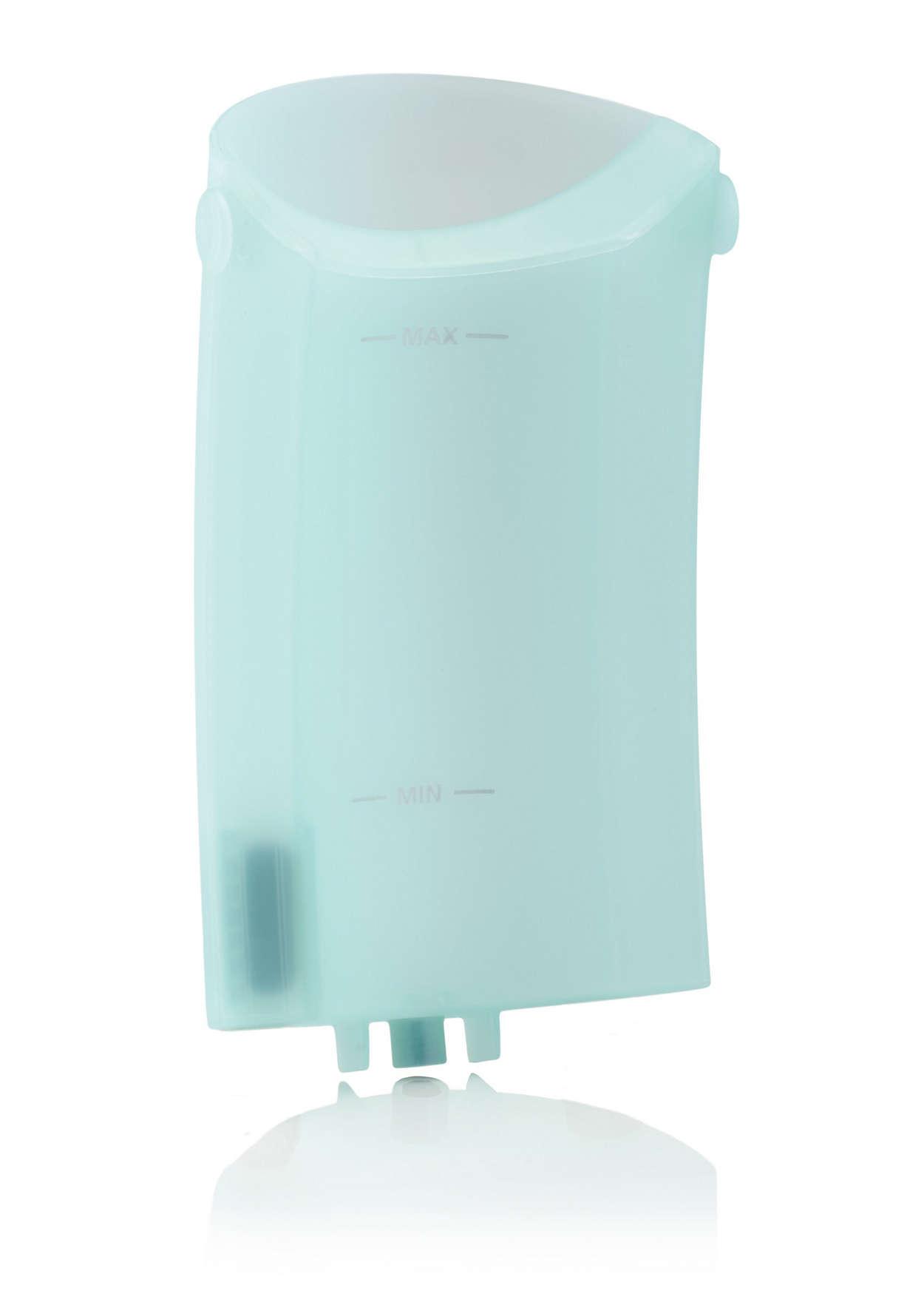 파드 커피머신의 물탱크