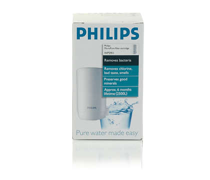 Essential part of your water purifier